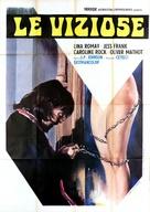 L'éventreur de Notre-Dame - Italian Movie Poster (xs thumbnail)