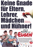 Mein Name Ist Eugen - German poster (xs thumbnail)