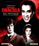 Scars of Dracula - German Blu-Ray movie cover (xs thumbnail)