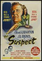 The Suspect - Australian Movie Poster (xs thumbnail)