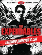 The Expendables - Canadian Blu-Ray movie cover (xs thumbnail)