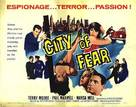 City of Fear - Movie Poster (xs thumbnail)