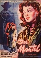 Cappotto, Il - German Movie Poster (xs thumbnail)