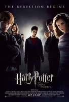Harry Potter and the Order of the Phoenix - Irish Movie Poster (xs thumbnail)