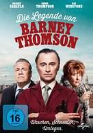 The Legend of Barney Thomson - German DVD movie cover (xs thumbnail)