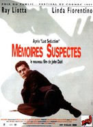 Unforgettable - French Movie Poster (xs thumbnail)