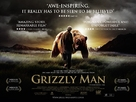 Grizzly Man - British Movie Poster (xs thumbnail)