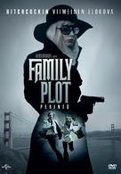 Family Plot - Finnish DVD cover (xs thumbnail)