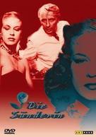 Sünderin, Die - German DVD cover (xs thumbnail)