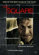 The Square - DVD movie cover (xs thumbnail)