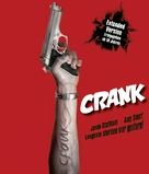 Crank - German Movie Cover (xs thumbnail)