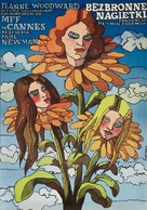 The Effect of Gamma Rays on Man-in-the-Moon Marigolds - Polish Movie Poster (xs thumbnail)