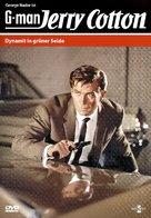 Dynamit in grüner Seide - German DVD movie cover (xs thumbnail)