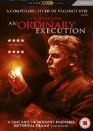 Une exécution ordinaire - British DVD cover (xs thumbnail)