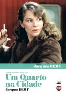 Une chambre en ville - Portuguese DVD cover (xs thumbnail)