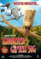 Knerten gifter seg - Danish Movie Cover (xs thumbnail)