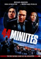 44 Minutes - DVD movie cover (xs thumbnail)