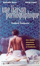 Une liaison pornographique - French Movie Poster (xs thumbnail)