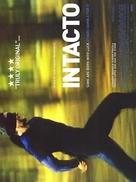 Intacto - British poster (xs thumbnail)