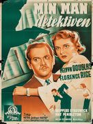 Fast Company - Swedish Movie Poster (xs thumbnail)