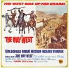The Way West - Movie Poster (xs thumbnail)