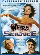 Weird Science - DVD cover (xs thumbnail)