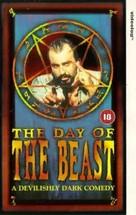 El día de la bestia - British VHS movie cover (xs thumbnail)