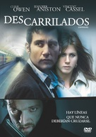 Derailed - Argentinian DVD movie cover (xs thumbnail)
