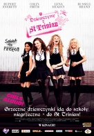 St. Trinian's - Polish Movie Poster (xs thumbnail)