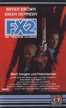 F/X2 - German poster (xs thumbnail)