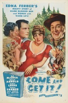 Come and Get It - Re-release movie poster (xs thumbnail)