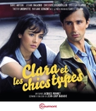 Clara et les Chics Types - French Blu-Ray movie cover (xs thumbnail)