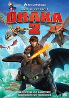 How to Train Your Dragon 2 - Slovak DVD movie cover (xs thumbnail)