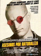 Natural Born Killers - Argentinian Movie Poster (xs thumbnail)