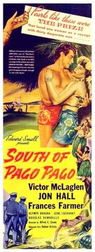 South of Pago Pago - Movie Poster (xs thumbnail)