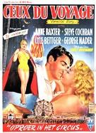 Carnival Story - Belgian Movie Poster (xs thumbnail)