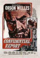 Mr. Arkadin - British Movie Poster (xs thumbnail)