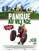 Panique au village - French Movie Poster (xs thumbnail)