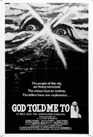 God Told Me To - Movie Poster (xs thumbnail)