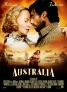 Australia - Danish Movie Poster (xs thumbnail)