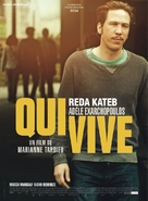 Qui vive - French Movie Poster (xs thumbnail)