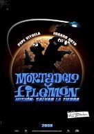 Mortadelo y Filemón. Misión: Salvar la Tierra - Spanish poster (xs thumbnail)
