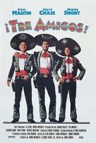 Three Amigos! - Italian Theatrical movie poster (xs thumbnail)