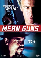 Mean Guns - German DVD cover (xs thumbnail)