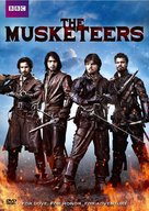 """The Musketeers"" - DVD movie cover (xs thumbnail)"