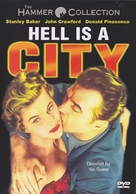 Hell Is a City - DVD cover (xs thumbnail)