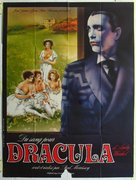Blood for Dracula - French Movie Poster (xs thumbnail)