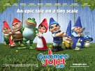 Gnomeo & Juliet - British Movie Poster (xs thumbnail)
