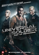 Universal Soldier: Day of Reckoning - Dutch DVD movie cover (xs thumbnail)