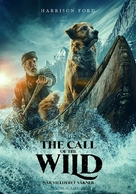 The Call of the Wild - Norwegian Movie Poster (xs thumbnail)